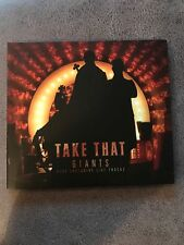 *BRAND NEW* Take That - Giant (CD Single) 4 Track Include Live Songs Hyde Park