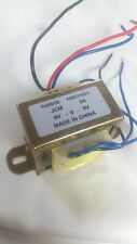 2A 18V , 9V Transformer 9V-0-9V CT 110Vac 220Vac to 18Vac 9Vac + FREE SHIPPING