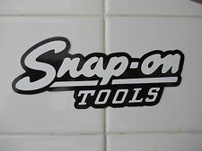 SNAP-ON TOOLS OFFICIAL OLD SCHOOL LOGO DECAL STICKER NEW GREAT GIFT.