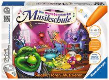 Ravensburger tiptoi - Die monsterstarke Musikschule - Neu & OVP