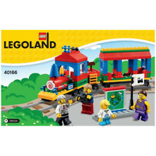 Lego - 40166 - Jeu De Construction - Train Legoland (Exclusif)