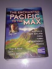 THE ENCHANTED PACIFIC TO THE MAX NEW DVD