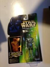 MEDIC DROID star wars POWER OF THE FORCE (Hologram)  GREEN CARD