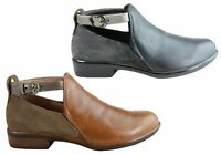 Naot Kamsin Womens Leather Comfortable Supportive Ankle Boots - ShopShoesAU