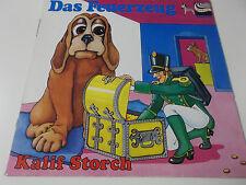 38959 - DAS FEUERZEUG & KALIF STORCH - 1977 ZEBRA HÖRSPIEL VINYL LP