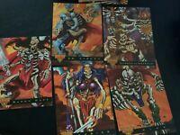 RARE Skeleton Warriors Luma Bone + LIMITED EDITION Suspended Animation  ❤️ sj17j