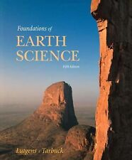 Foundations of Earth Science (5th Edition)-ExLibrary
