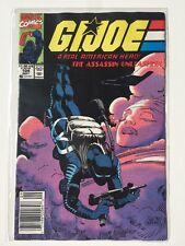 G.I. Joe A Real American Hero! #104 Marvel Comics Sep 1990 Assassin Unleashed