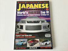 Japanese Performance Magazine No. 70 November 06 (Mitsubishi Evo VI)
