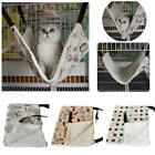 Pet Cat Rat Rabbit Hammock Bed Animal Hanging Dog Cage Nest Comforter Ferret New