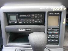 1994 Holden VR Calais Climate Control Panel S/N# V6924 BI7522