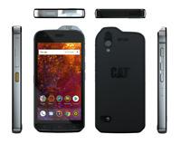 CAT® S61 Dual SIM, Nero, 64GB 4GB, Camera Termica, Misurazione Laser, IP68-IP69