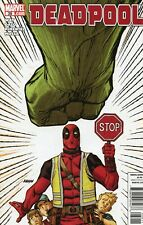 Deadpool #39 Hulk VF/NM 9.0 Marvel 2011