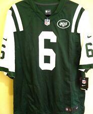 NFL Nike New York Jets Football Mark Sanchez #6 Game Jersey XL NWT 468963
