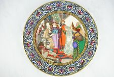 Villeroy & Boch The Russian Fairy Tales Collector Plate The Snow Maiden Limited