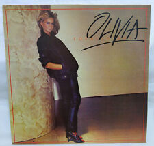 OLIVIA NEWTON -JOHN - Totally Hot   .. 1978 Uk EMI Lp