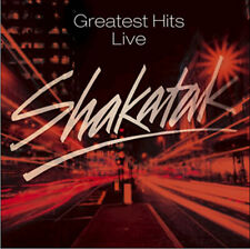 Shakatak : Greatest Hits Live CD Album with DVD 2 discs (2011) Amazing Value