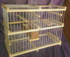 Cage Bird : Trap  for Birds / With Repeating Action / hunting cage ......::