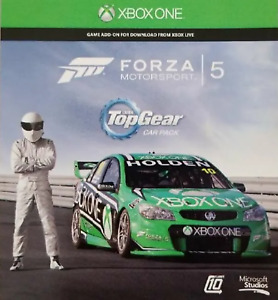 Forza Motorsport 5 Top Gear Car Pack Xbox One