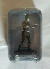 Eaglemoss BBC Doctor Who Collectable Figure #5 Silurian Warrior