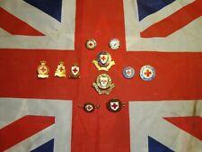 More details for ww2 vintage british red cross society enamel badge x11 joblot j.r. gaunt