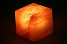 Salz Kristall Leuchte Teelicht Kerze Lavalampe Lavaleuchte Lava Lampe Lawalampe