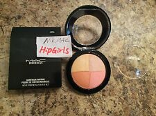 "MAC 4 Color Highlighter Mineralize Skinfinish ""Faintly Fabulous "" Full size"