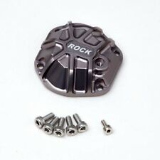 GMADE 3D MACHINED DIFFERENTIAL COVER TITANIUM GRAY FOR GS01 AXLE GMA30014