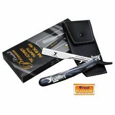 Barber Straight Cut Throat Salon Shaving Razor Quality Rasoi Rasierer +10 Blades
