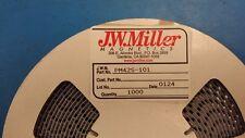 (5 PCS) PM42S-101 Fixed Power Inductors 100uH 30%