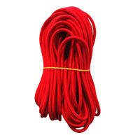 Strong Stretch Elastic Bungee Cord Rope Shock Cord Tie Down 6mm x 1,2,3,5 Meters