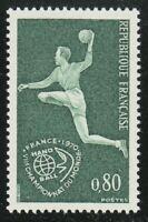 France 1970 MNH Mi 1699 Sc 1265 Field Ball Games,handball **