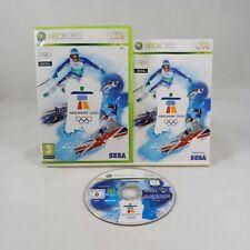 Vancouver 2010 Winter Olympics Spiel für Xbox 360 mit Handbuch