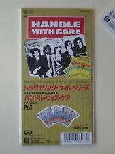 "Traveling Wilburys (Harrison Dylan)/Handle With Care + 1 (Japan 3"" CD/SEALED)"