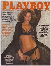 Original May 1978 Playboy Cover ONLY Debra Peterson- Hugh Hefner