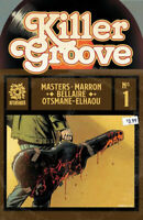 Killer Groove #1 Main Cover New Series Aftershock Comic 1st Print 2019 unread NM