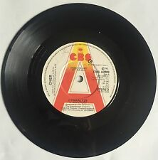"Cher I Paralyze 7"" Vinyl are CBS a label promo"