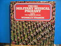 1981 Military Musical Pageant @ Wembley - g/fold - Free UK Post