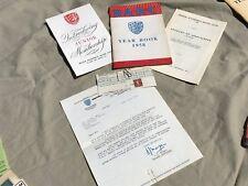 BARC YEAR BOOK 1959 British Automobile Racing Club MOTOR SPORT MEMBERS PAPERS