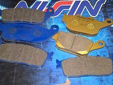kit pastiglie NISSIN Triumph Tiger 800 800 xc xr xrx xcx anteriori + posteriori