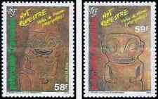 Timbres Arts Polynésie 259/60 * (35375)