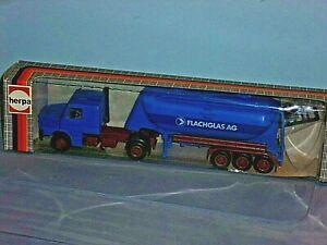 HERPA 836 100 camion citerne SCANIA NEUF en HO 1:87eme