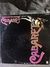 """Cabaret"" Vinyl LP, Ralph Burns (orch.), 1972 (ABCD 752)"