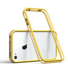 BUMPER per Apple iPhone 4/4s CASE WALLET GUSCIO PROTETTIVO COVER GIALLO