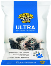 Dr. Elsey's Premium Clumping Cat Litter Scoopable Unscented 99.9% Dust Free 18lb