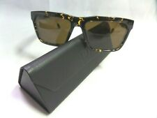 ⭐New w/ Defects⭐IVI Eyewear DEANO Tortoise Brown Lenses Sunglasses 61355-904