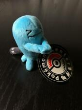 Very Rare Pokemon Center 2002 Wobbuffet Clip Plush PlushPlush Pokedoll Japan NWT
