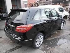 MERCEDES B CLASS RIGHT DRIVESHAFT 1.8LTR TURBO DIESEL AUTO W246 03/12- 16