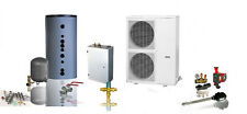 Split Wärmepumpe Luft-/ Wasser Wärmepume MSWP A16 - 16,3 kW  Heizung Komplettset
