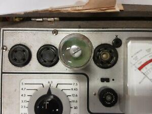 1 6U5 RCA HiFi Antique Radio Amp Vacuum Tube Tested Good